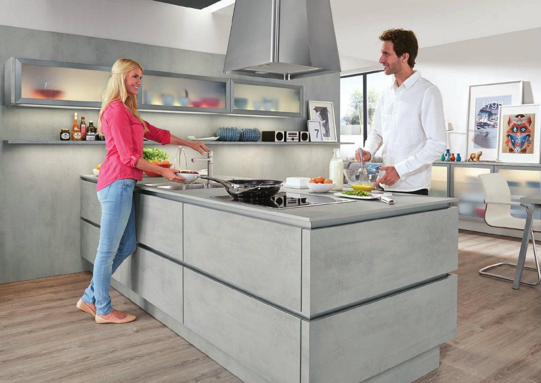 Prospekt Küchen Basic Line
